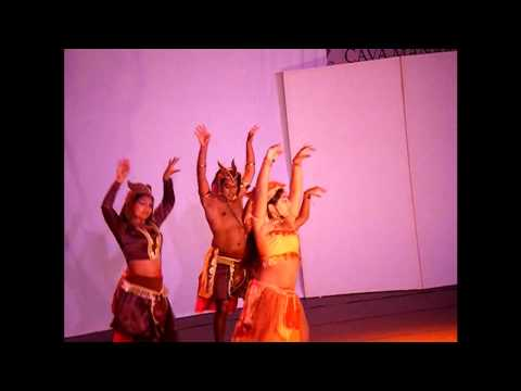 Ranga Dinusha Sri Lanka And Indian Dance(ukusa) video