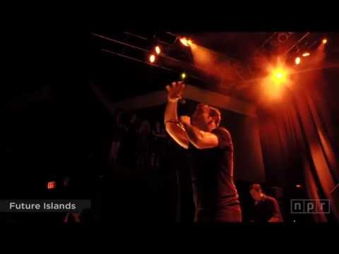 Future Islands | NPR MUSIC LIVE