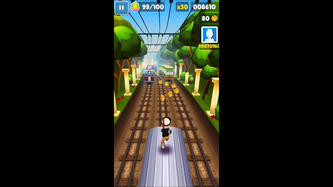 Скачать Subway Surf Rome Для Андроид