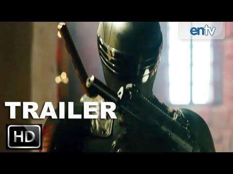 G.I. Joe Retaliation Official International Trailer 1 [HD]: The Rock, Snake Eyes & Bruce Willis