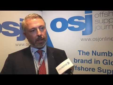 Rene Kofod-Olsen CEO Topaz Energy and Marine speaks to OSJ