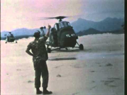 VIETNAM WAR music video Boom Goes the Dynamite Charlie