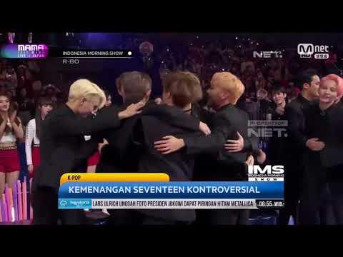 Boyband EXO Raih 2 Penghargaan di Ajang MNET Music Awards 2017