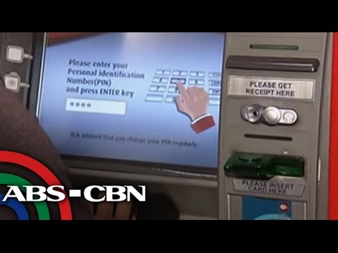 Thousands Of Pesos Disappear From Atm Accounts video