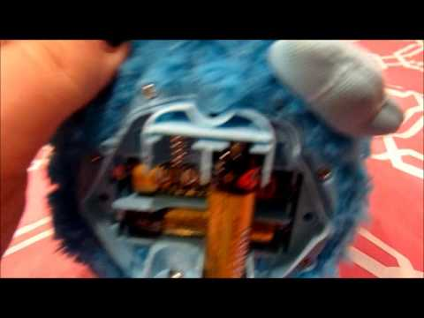 How to Reset a 2012 Furby
