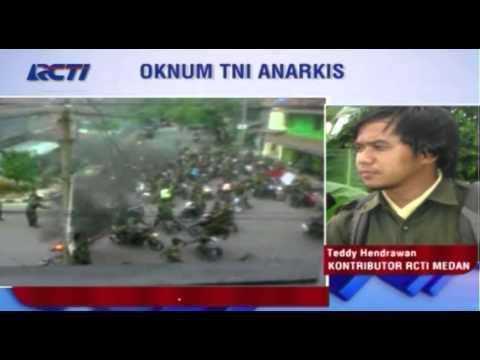 Anggota TNI Serang Polres OKU