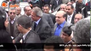 يقين | رئيس حي العجوزة : المنطقة لم تشهد اى تظاهرات او احداث غير عادية امس