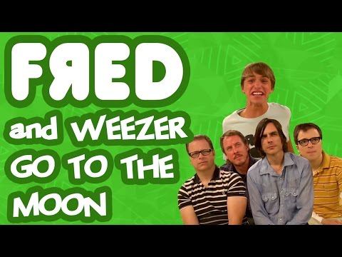 Fred and Weezer Go to the Moon