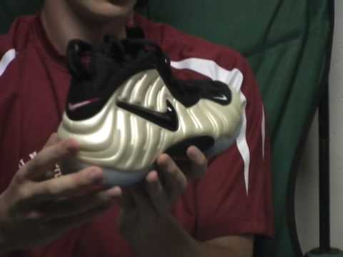 #27 Nike Foamposite Pearl Pro September 2010
