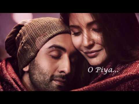 Channa Mereya - Unplugged | Lyrics | Ae Dil Hai Mushkil | Arijit | Pritam | Melodious Lyrics