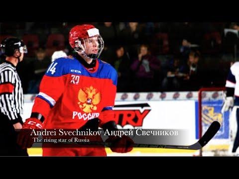 Andrei Svechnikov Андрей Свечников - The rising star of Russia