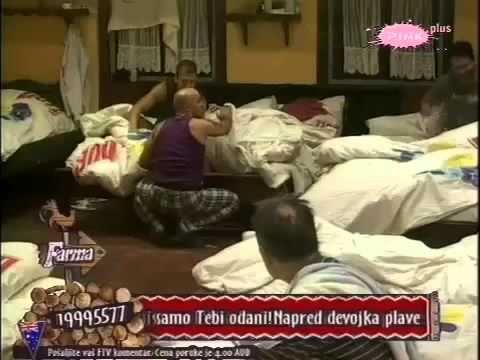 Farma Srbija 3 / 13.09 Svadja - Baki slomio krevet