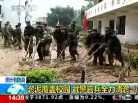 China floods kill 52, force 100,000 to evacuate - World news - Asia-Pacific - China - msnbc.com.flv