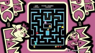 Ms. Pac-Man - PS4 PlayTime #pacman #mspacman #namco #pretzel
