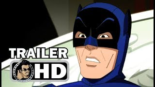 BATMAN VS. TWO-FACE Official Trailer (2017) Adam West, William Shatner DCEU Superhero Movie HD