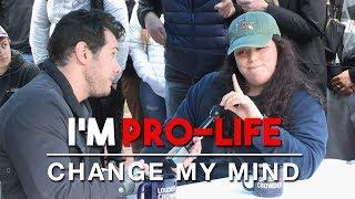 I'm Pro-Life (3rd Edition)   Change My Mind