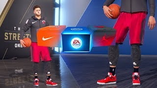 Sneaker Shopping In NBA Live 18! 3v3 Gameplay