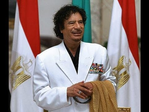 Colonel Muammar al Gaddafi - Vuelvo al Sur