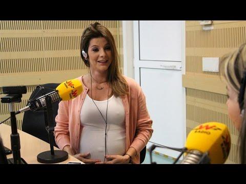 Carolina Cruz habla con Vicky Dávila en La W