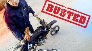 BUSTED !!! POLICE CHASING BIKERS | COPS VS BIKERS 2017