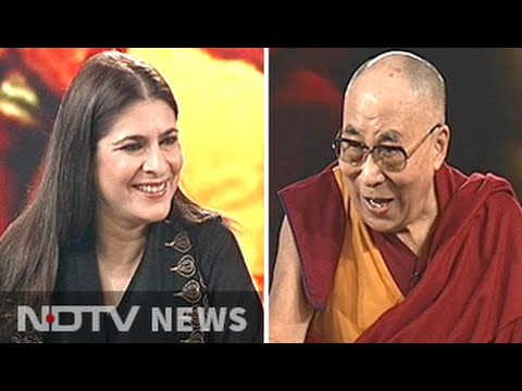 I am a son of India, have survived on dal, rotis: Dalai Lama To NDTV