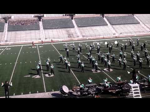 Mabank High School Band 2014 Region 3 UIL Competition