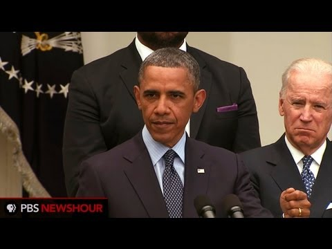 President Obama: Gun Lobby and Allies 