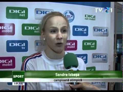 Sandra Izbasa &amp; Catalina Ponor - ready for Worlds - part 2