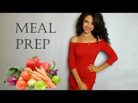 Meal Prep | Заготовки ПОЛЕЗНОЙ еды на пару дней