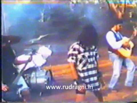 Indian Rock band RudrAGNI [formerly AGNI] - Et Tu Brute (rare, unreleased, music video)