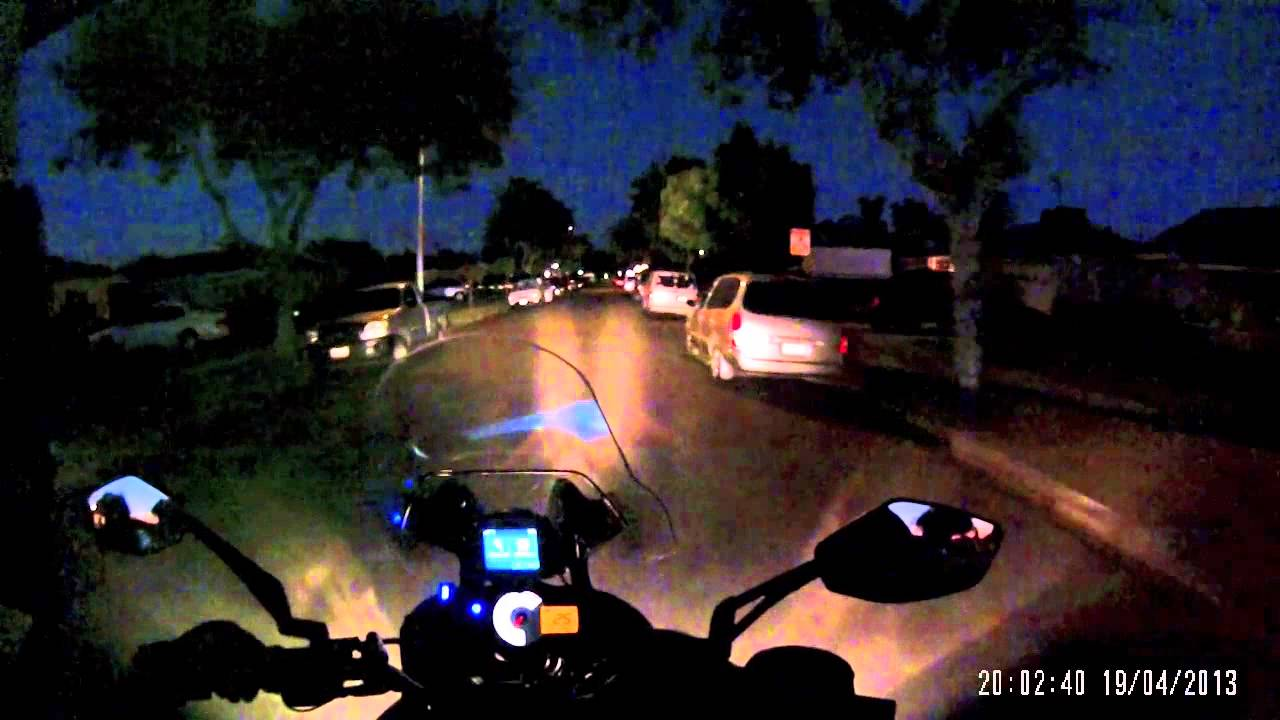 Givi S310 Trekker Lights Youtube