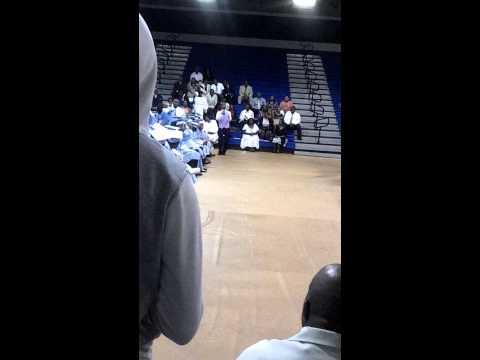 East Gadsden High School Baccalaureate Service