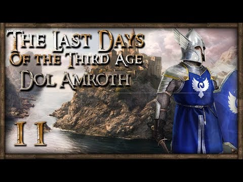 [11] THE MEN OF DUNLAND'S FALL! - M&B: Warband (The Last Days - Dol Amroth)