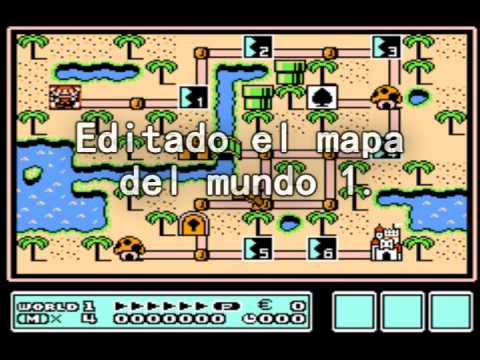 HACK SUPER MARIO BROS 3 BY CHISME Video