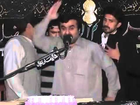 Zakir Qazi Waseem Abbas  New Qasida  2014  Ghar Rehman Ka  video