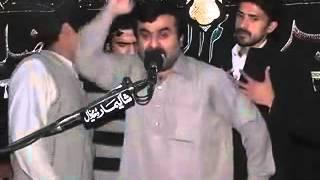 Zakir Qazi Waseem Abbas  New Qasida  2014  Ghar Rehman Ka