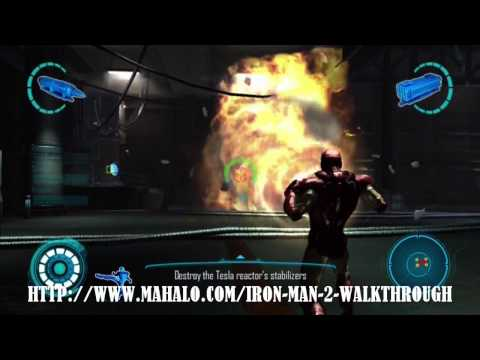 Iron Man 2 Walkthrough - Mission 3: The Crimson Dynamo Part 1