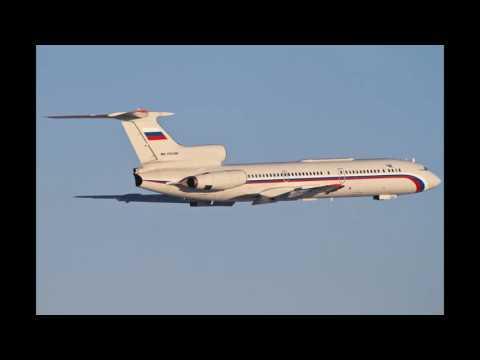 Катастрофа ТУ-154 в Сочи , 25.12.2016 (запись переговоров )