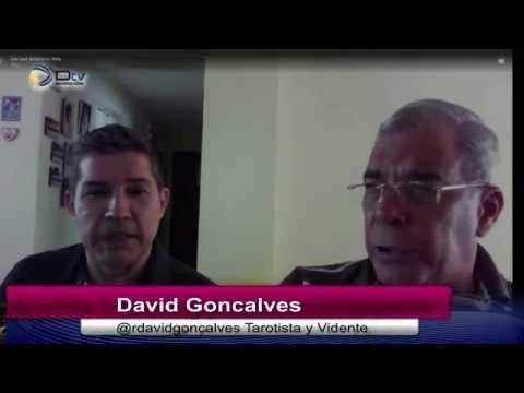 Cuéntamelo Todo Iván Ballesteros y las predicciones de David Goncalves