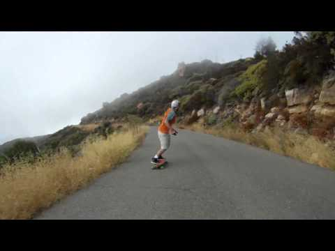 Norman Plante Raw Run in Cali