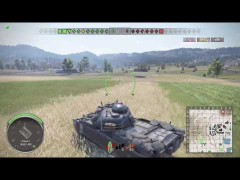 World of Tanks : Centennial T95 Premium Tank Gameplay PS4 (Arty Hunter)