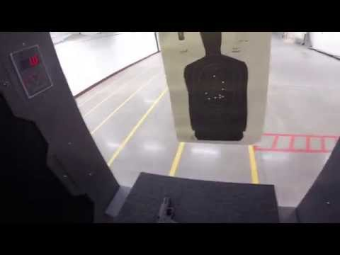 Taking the Colorado POST Handgun Qualification Course