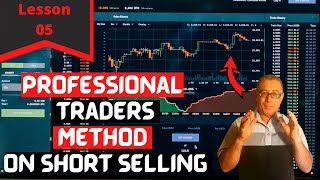 Why Professional Traders always Short Sell Stocks?