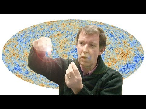 Cosmic Microwave Background Radiation - Sixty Symbols