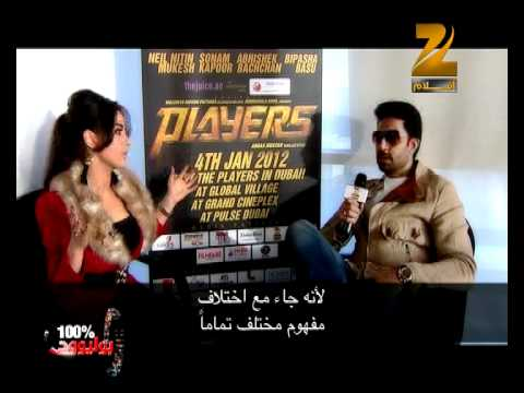 Abhishek Bachchan Exclusive Interview on Zee Aflam