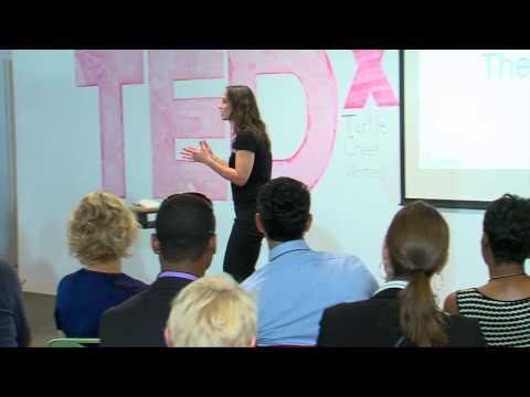 WOMENtum in a Man's World | Luria Petrucci | TEDxTurtleCreekWomen