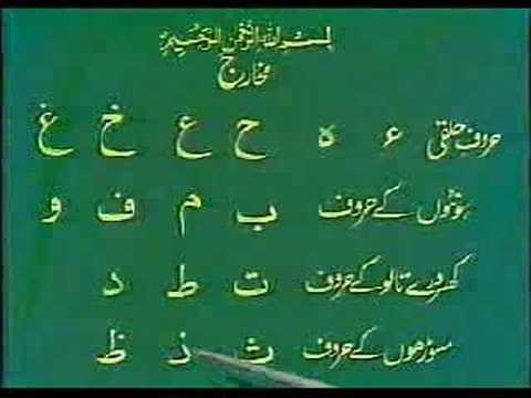 Learn Quran in Urdu 20 of 64