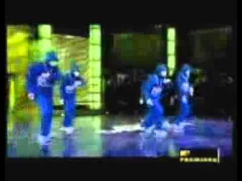 Jabbawockeez Blue Pill Mix Red Pill video