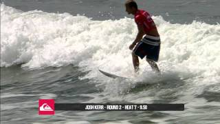 Josh Kerr R2 H7 9.50 - Quik Pro Gold Coast