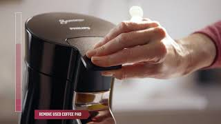 How to descale your SENSEO® Viva Café with SENSEO® liquid descaler | CA6520, CA6521